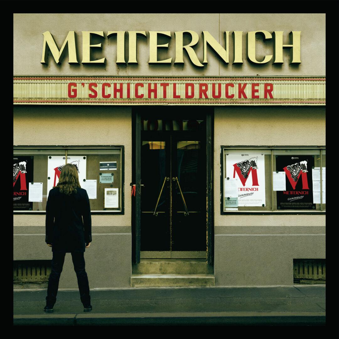 """Frontcover """"G'schichtldrucker"""""""